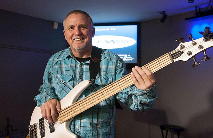 LifeWay Church's Worship Pastor Ed Kivett