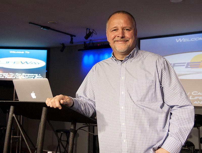 LifeWay Church Pastor Danny Dillard