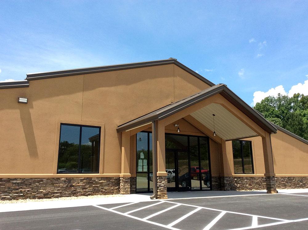 New LifeWay Church building